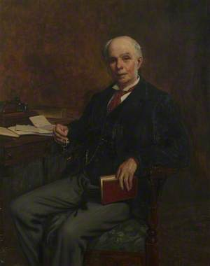 Sir Alfred Erasmus Dryden (1821–1912), 5th Bt of Canons Ashby and 8th Bt of Ambrosden