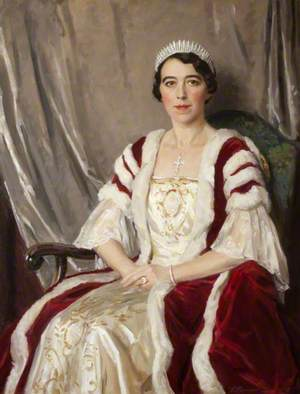 Kathleen England (1898–1971), Lady Armstrong