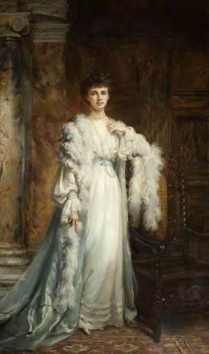 Winifreda Adye (1860–1914), Lady Armstrong