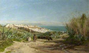 A View of Tangier