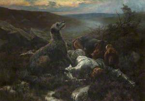 'After Chevy Chase' (The Battle of Otterburn, 1388)