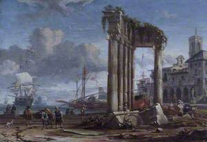 Capriccio of Leghorn (Livorno)