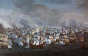 The Battle of the Texel (Kijkduin), 11–21 August 1673: The Engagement of the Two Fleets