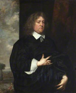 Sir William Paston (1610–1662/1663), 1st Bt