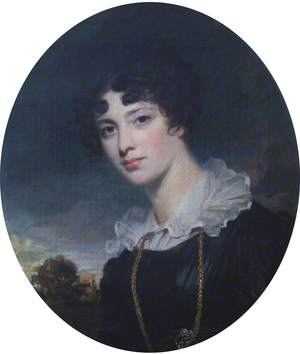 Maria Augusta (Lukin) Windham (1805–1871), Subsequently Mrs George Thomas Wyndham, Later Countess of Listowel