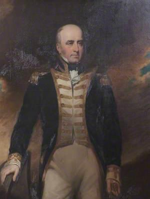 Vice-Admiral William (Lukin) Windham (1768–1833)