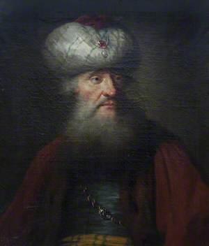 Portrait of a Bearded Man in Oriental Costume