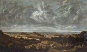 Beeston Regis from the 'Roman Camp'