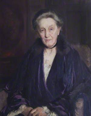 Emma Hutchinson (1857–1936), Mrs Sedgwick