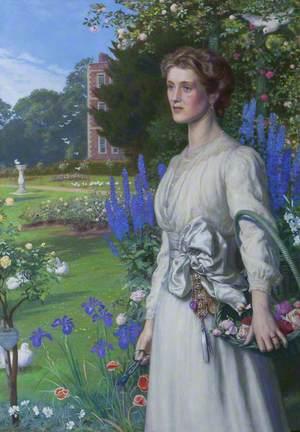 Margaret Lushington (d.1906), Mrs Stephen Langton Massingberd