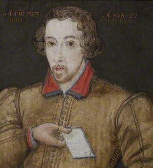 Edmund Parker, Aged 22