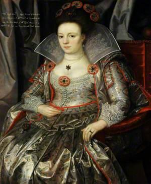 Lady Frances Cavendish (1595–1613), Lady Maynard
