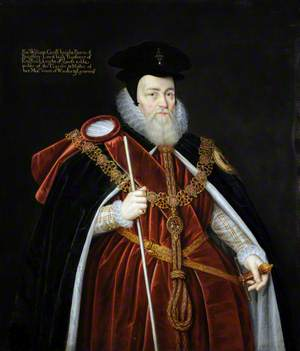 William Cecil (1520–1598), 1st Baron Burghley