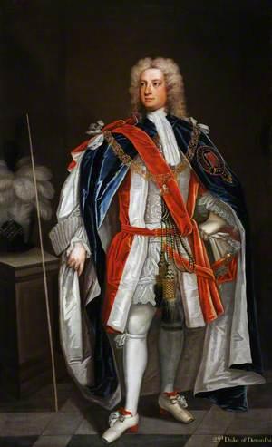 William Cavendish (1672–1729), 2nd Duke of Devonshire
