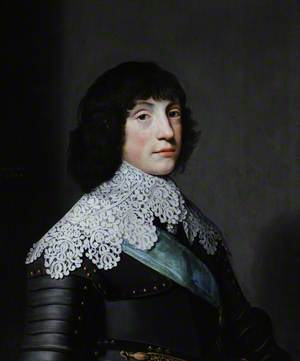 Prince Charles Louis (1618–1680), Elector Palatine of the Rhine, and Duke of Bavaria, as a Young Man