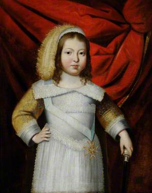 Louis XIV (1638–1715), King of France, as a Child