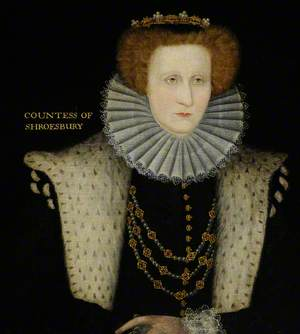 Elizabeth Hardwick (1520–1608), Countess of Shrewsbury, 'Bess of Hardwick'