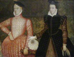 Henry Stuart (1545–1567), Lord Darnley, and Mary, Queen of Scots (1542–1587)