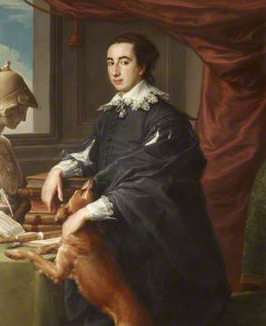 Sir Robert Davers (1729–1763), 5th Bt, Aged 21