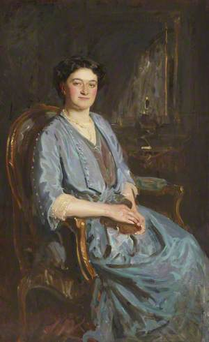Alice Frances Theodora Wythes (1875–1957), Marchioness of Bristol
