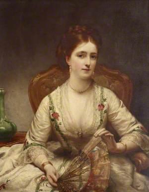 Geraldine Georgiana Mary Anson (1834–1927), Marchioness of Bristol