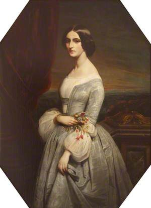 Eliza Horatia Frederica Seymour (1833–1896), Viscountess Clifden, Later Lady Stirling