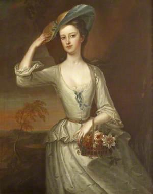Lady Louisa Caroline Isabella Hervey (1715–1770), Lady Smyth