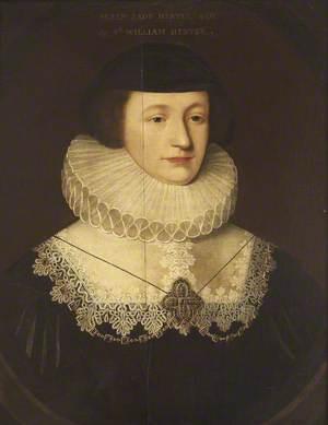 Susan Jermyn (d.1637), Lady Hervey