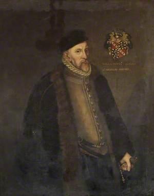 Sir Thomas Hervey (c.1515/1520–1575)