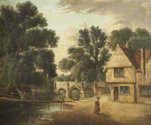 Abbey Bridge, Bury St Edmunds