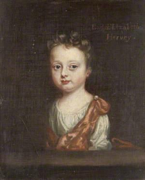 Lady Elizabeth Hervey (1697–1727), Later Lady Mansel, as an Infant