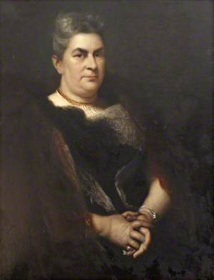 Rachel Henty, Mrs E. Gleadowe Marshall