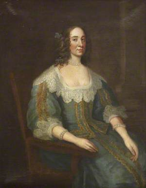 Mary Barber (d.1679), Lady Jermyn