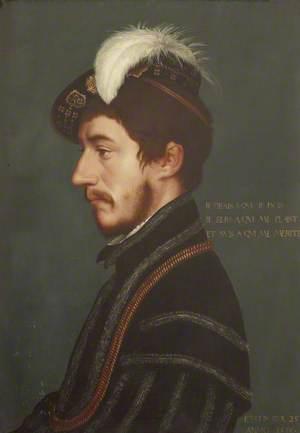 Sir Nicholas Poyntz (1510–1557)