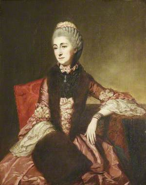 Mary Lepel (1700–1768), Lady Hervey, in Old Age
