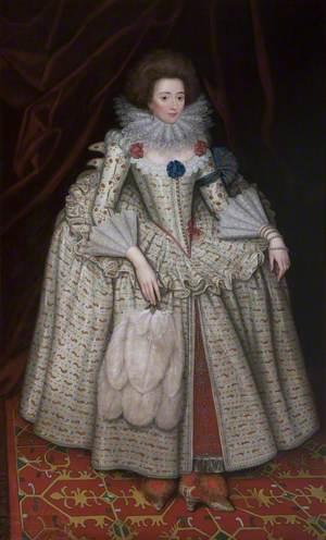 Mary Curzon (1585–1645), Countess of Dorset