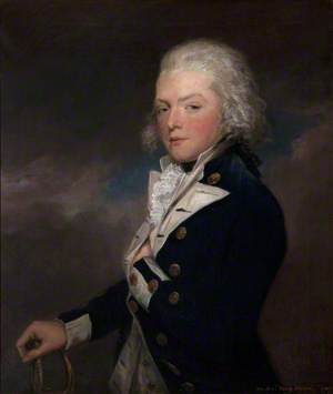 The Honourable, Later Admiral, Henry Curzon (1765–1846)