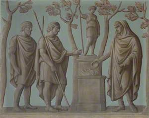 Sacrifice to Diana