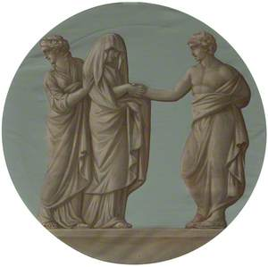 A (Grecian/Roman) Wedding: Introducing the Intended Bride (The Marriage of Peleus and Thetis)