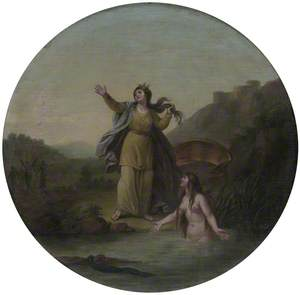 Ceres and Arethusa