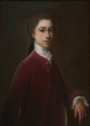 David Colyear (1736–1756), Viscount Milsington