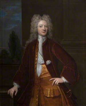 Sir John Curzon (1674–1727), 3rd Bt, MP