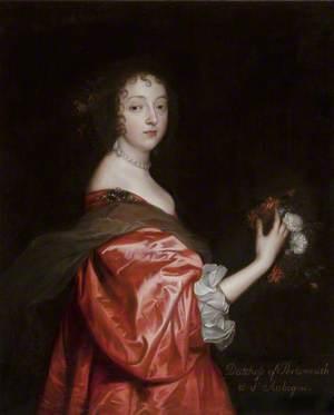Catherine Howard (d.1650), Lady d'Aubigny