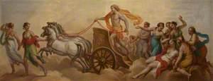 The Four Seasons: Autumn – Triumph of Selinus, Bacchus and Ariadne