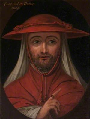 Cardinal Robert de Curzon (d.1218)