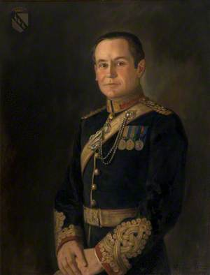 Richard Curzon (1898–1977), 2nd Viscount Scarsdale