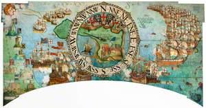 Wind Indicator Map of Holy Island and the Northumberland Coast