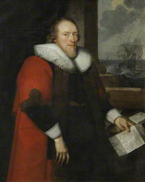 Sir John Cordell (c.1580/1590–1648/1649), Kt