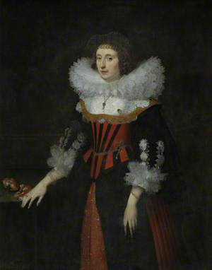 Sarah Bunckworth (d.1646), Lady Cordell