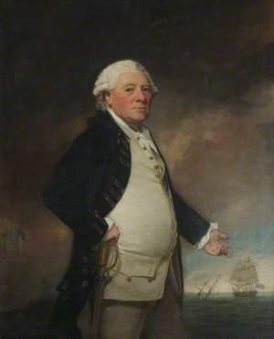 Admiral Sir Hyde Parker (1714–1782), 5th Bt